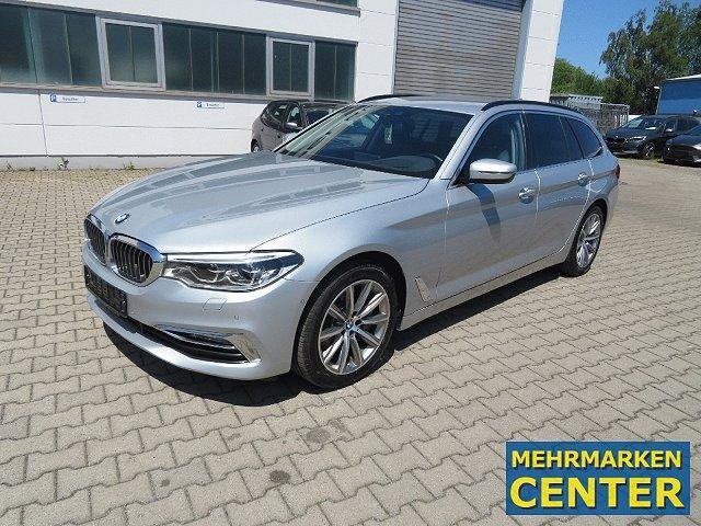 BMW 5er Touring - 540 d xDrive Luxury Line*Navi*HeadUp*HK