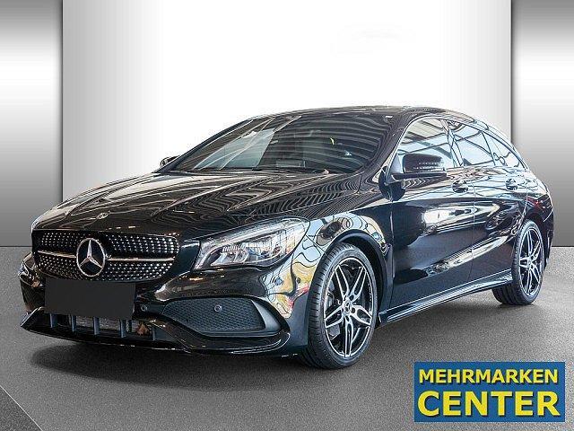 Mercedes-Benz CLA Shooting Brake - 200 SB AMG Line Night Pano Navi LED+ Kamera