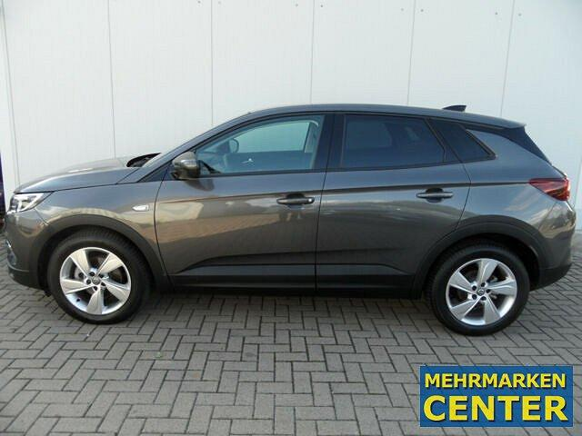 Opel Grandland - X 1.2 Edition+Navi+LED+Sitzhzg.+AT