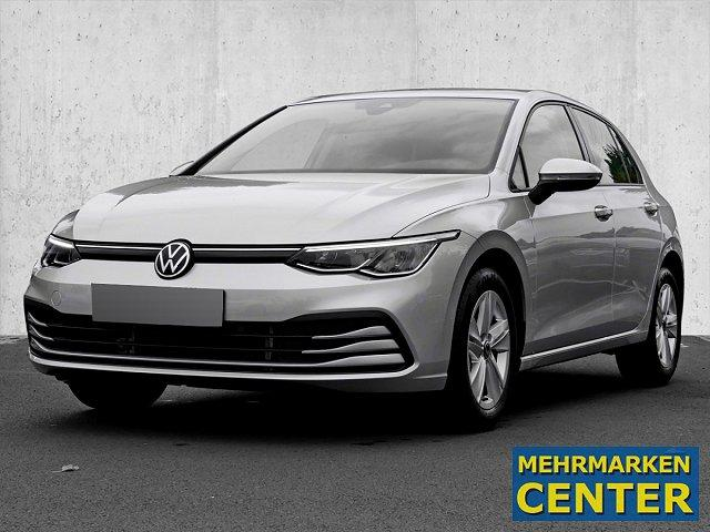 Volkswagen Golf - VIII 1.5 eTSI DSG Life LED ALU ACC