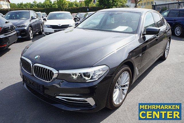 BMW 5er - 525 d Luxury Line*Navi Prof*HK*Kamera*Leder*LED