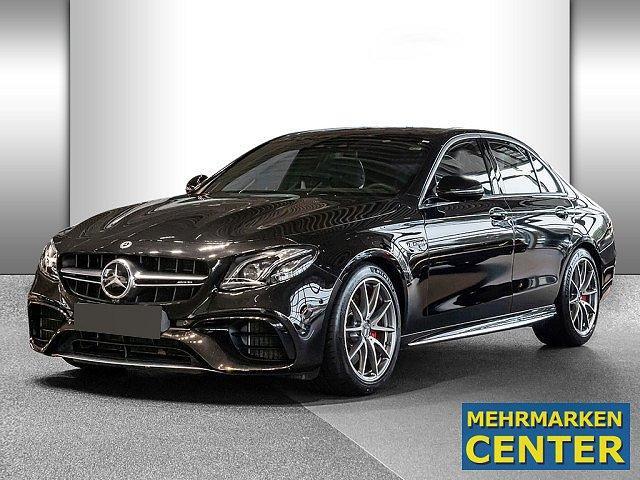 Mercedes-Benz E-Klasse - E 63 S AMG 4M+ Standhz. HUD Pano Distronic+ Mult