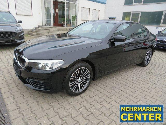 BMW 5er - 520 i Sport Line*Live Cockpit Prof*ACC*DAB*