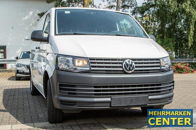 Volkswagen T6 Kastenwagen - Kasten 2.0 TDI*KLIMA*FLÜGEL*AHK*STHZ*2xS-TÜR*