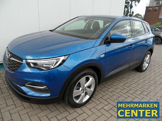 Opel Grandland - X 1.2 Edition+Navi+LED+Sitzheizung+AGR