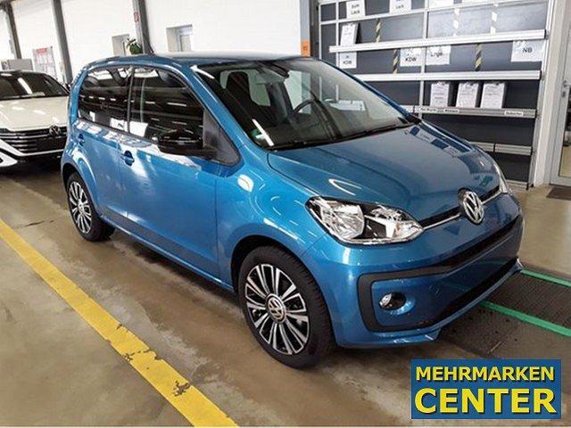 Volkswagen up! - up 1.0 BMT IQ.Drive Sitzhzg. Maps+More Doc Climat