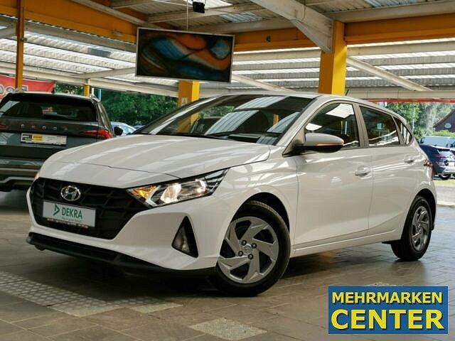 Hyundai i20 - 1,25 Bluetooth PDC ... viel Sicherheit