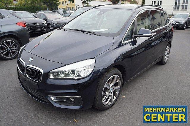 BMW 2er Gran Tourer - 220 dA xDrive Luxury Line*Leder*Pano