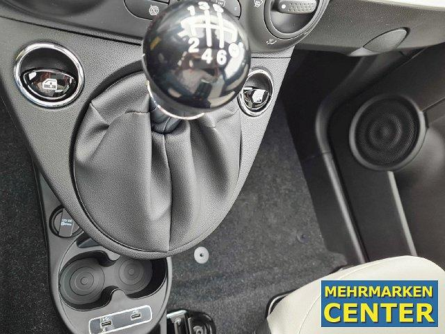 Fiat 500 MY21 1.0 GSE Hybrid DOLCEVITA 51kW NAV Tech+