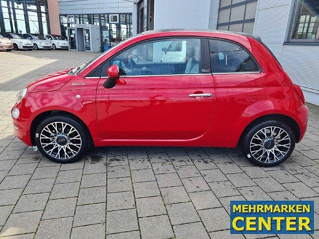 Fiat 500C - MY21 1.0 GSE Hybrid DOLCEVITA 51kW TECH+NAV