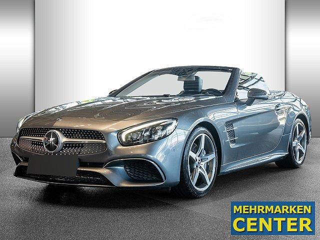 Mercedes-Benz SL-Klasse - SL 400 AMG Line MagicSky Distronic+ Sound LED+ S
