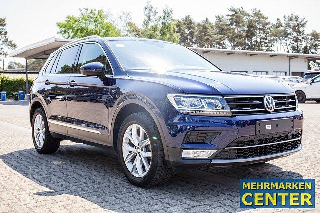 Volkswagen Tiguan - HIGHLINE 1.4 TSI *4-MOTION* +AHK+LED+ACC!