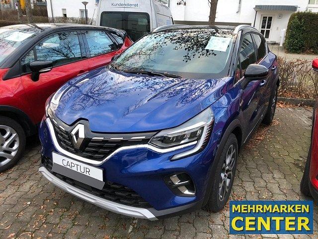 Renault Captur - EDTION ONE TCe 130 EDC GPF LED Navi Keyless ACC Rückfahrkam. Fernlichtass. PDCv+h