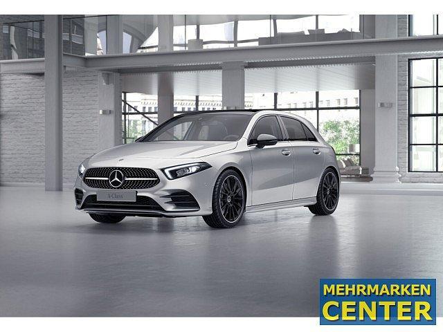Mercedes-Benz A-Klasse - A 250 AMG Sport Night LED Pano Navi SHD Kamera S