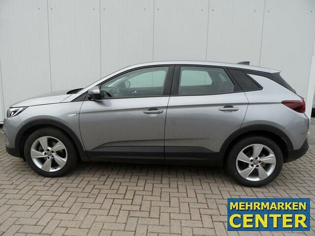 Opel Grandland - X 1.2 Edition+Navi+LED+Alu+Sitzhzg.+AT