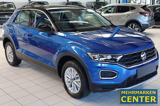 Volkswagen T-Roc - 1,5 TSI OPF DSG ACT MJ 2021 ADVANCE NAVI LED FAHRASSISTENZ PLUS AHK