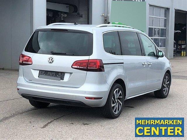 Volkswagen Sharan - SOUND 2.0TDI*ACC elek.Schiebetüren+Heckkl.