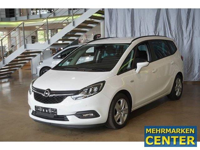 Opel Zafira - C Edition 1.6CDTI AHK Klimaaut 2xPDC SHZ