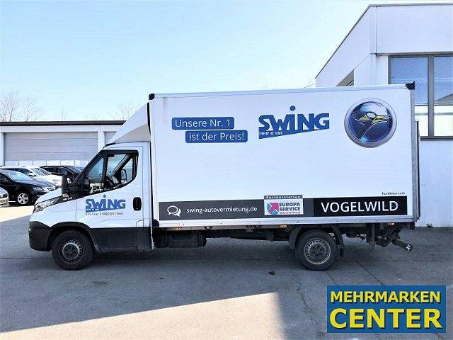 Iveco Daily - 35S16*Koffer+LBW 3-Sitzer Klimaaut. ZVm.Fb