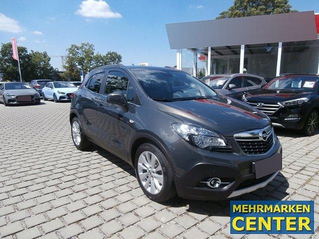 Opel Mokka - Innovation ecoFlex 1.4 Turbo +NAVI+SHZ+RÜCKFAHRKAMERA+PDCv+h+BLUETOOTH+XENONSCHEINWERFER