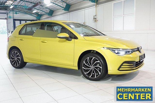 Volkswagen Golf - VIII 1,5 TSI OPF MJ2021 LIFE NAVI-PRO LED LM17