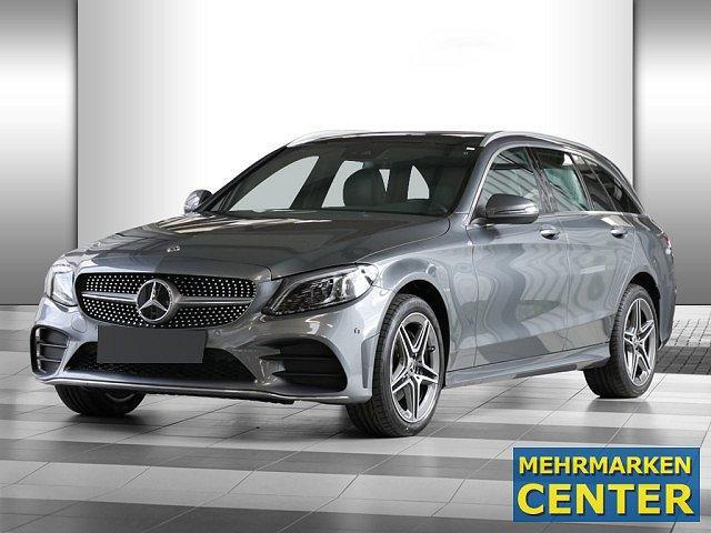 Mercedes-Benz C-Klasse - C 220 d 4M T AMG Sport LED Pano Navi SHD Spurh.-
