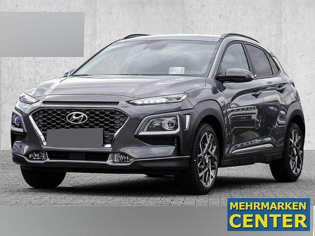 Hyundai KONA - 1.6 GDI DCT Hybrid Premium ACC LED NAVI RFK HUD Keyless