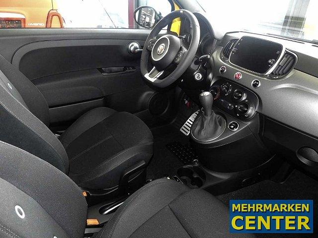 Abarth 500 595 Pista Klima PDC Sportsitze Seitenairb. NSW Gar. Airb ABS Servo ZV eFH Beif.- Airb.