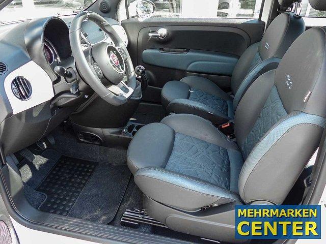Fiat 500 Lounge Edition Hybrid Klimaautomatik, Apple