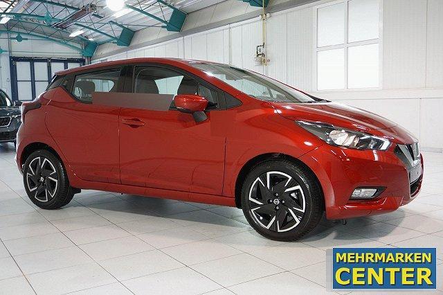 Nissan Micra - 1,0 IG-T N-WAY