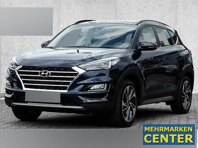 Hyundai TUCSON - 1.6 GDi 2WD Advantage+ Navi Panoramadach