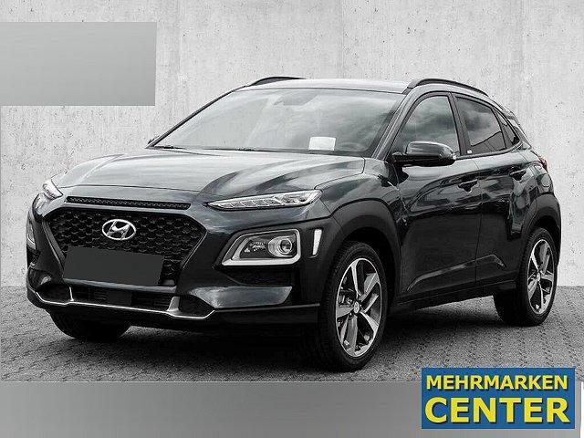 Hyundai KONA - 1.0 T-GDI Advantage+ Klimaauto. HUD LED NAVI KRELL SHZ DAB