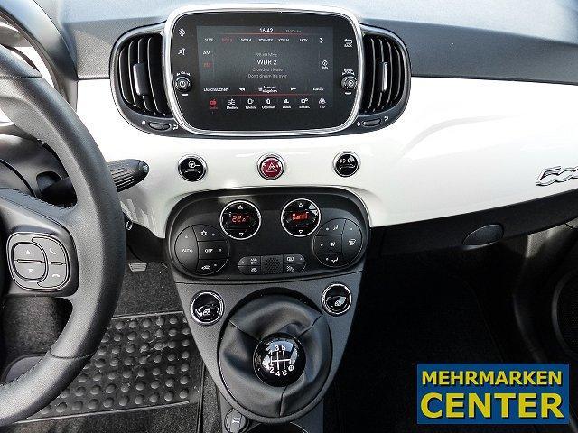 Fiat 500 Hybrid Lounge Edition., Klimaautomatik