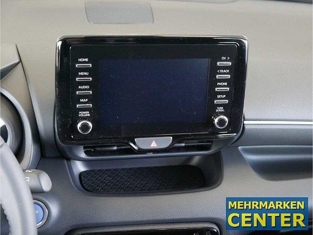 Toyota Yaris - Hybrid Club mit Comfort Paket Sitzheizung Rückfahrkamera