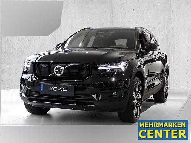 Volvo XC40 - XC 40 P8 AWD Recharge R-Design +MY21+ LED Navi Dyn. Kurvenlicht e-Sitze ACC Rückfahrkam.
