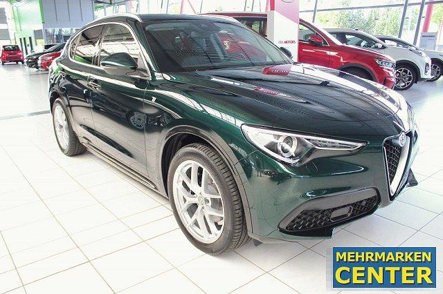 Alfa Romeo Stelvio - 2,2 DIESEL 16V Q4 LUSSO TI AUTOMATIK MJ 21