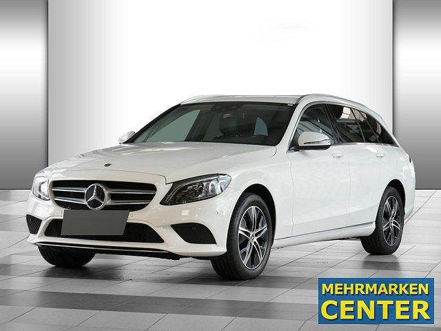 Mercedes-Benz C-Klasse - C 300 4M T Avantgarde LED Navi Kamera Spurh.-Ass
