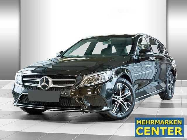 Mercedes-Benz C-Klasse - C 180 T Avantgarde LED Pano Navi SHD Kamera Spur