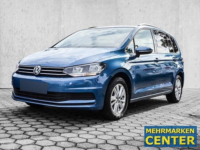 Volkswagen Touran - 2.0 TDI Comfortline 7-Sitze PDC SHZ APP C