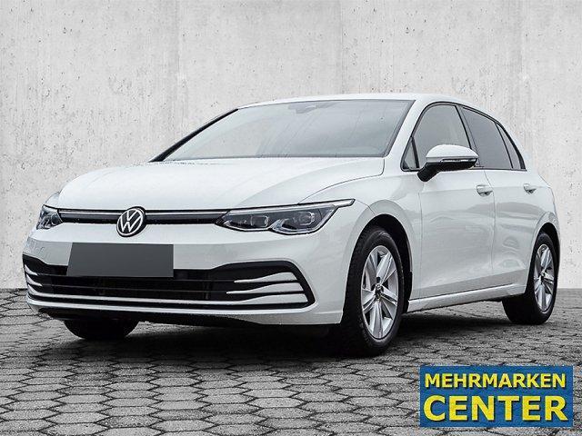 Volkswagen Golf - VIII 1.5 eTSI DSG Life NAVI KEYLESS LED ACC