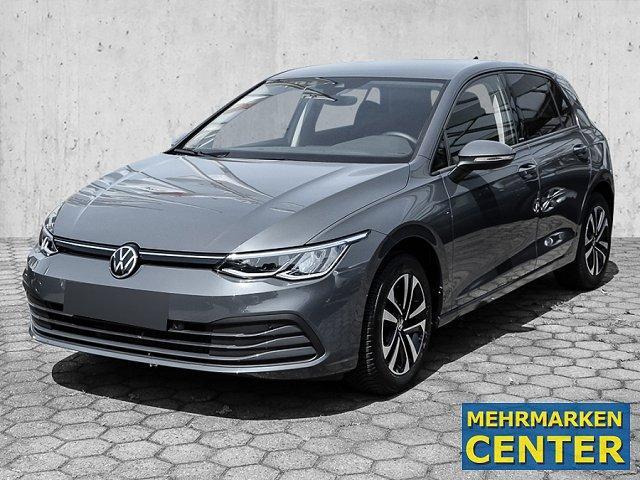 Volkswagen Golf - VIII 1.0 TSI United NAVI LED Virtual Climat