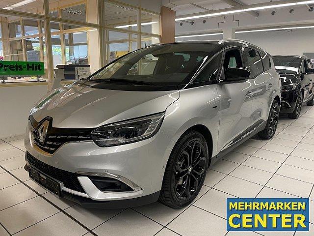 Renault Grand Scenic - Black Edition TCe 140HP 7-Sitzer P-Dach+BOSE+KAMERA+UVM+
