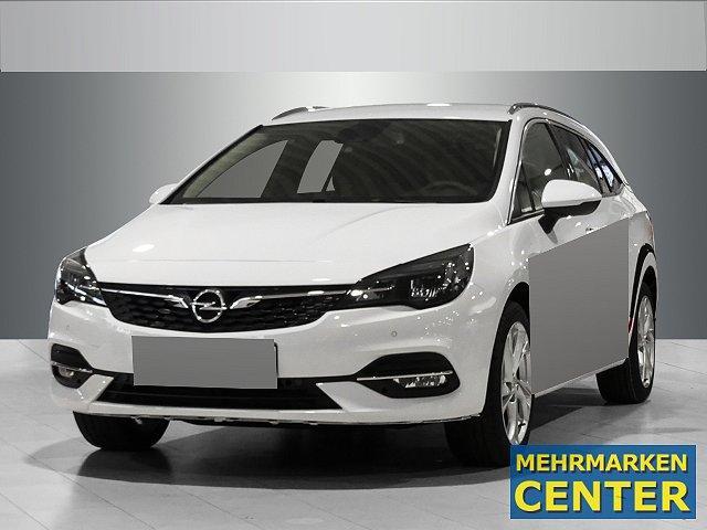 Opel Astra Sports Tourer - K Elegance+Lenkrad/Sitzheizung+AGR-Sitz Fahrer+NAVI