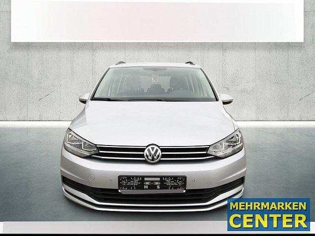 Volkswagen Touran - 1.5 TSI 7-DSG Comfortline AHK+ACC+7-SITZ