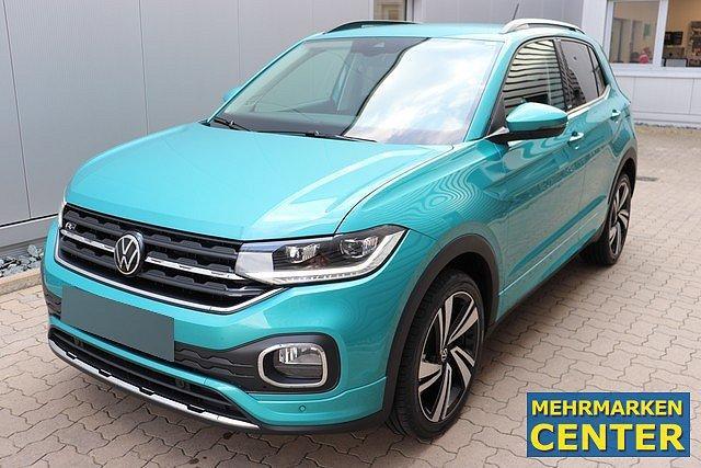 Volkswagen T-Cross - 1.5 TSI DSG United R-Line Navi,LED,Sond-Sy
