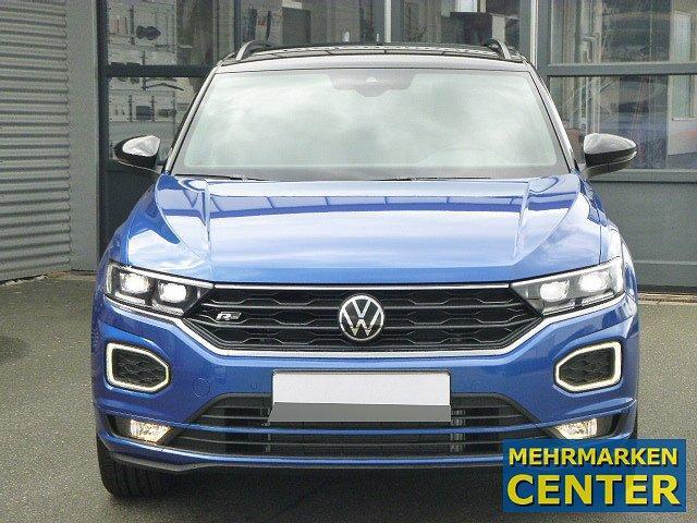 Volkswagen T-Roc - Style R-Line TSI DSG +AHK+19 ZOLL+DACH SCH