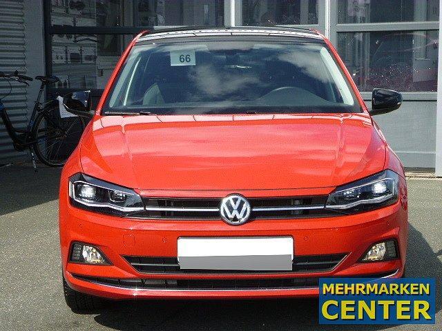 Volkswagen Polo - Highline TSI DSG +16 ZOLL+LED+APP CONNECT+N