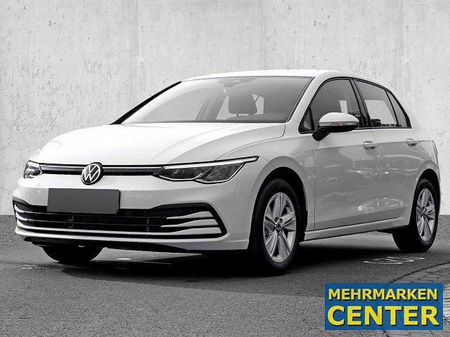 Volkswagen Golf - VIII 1.5 eTSI DSG Life LED ACC ALU