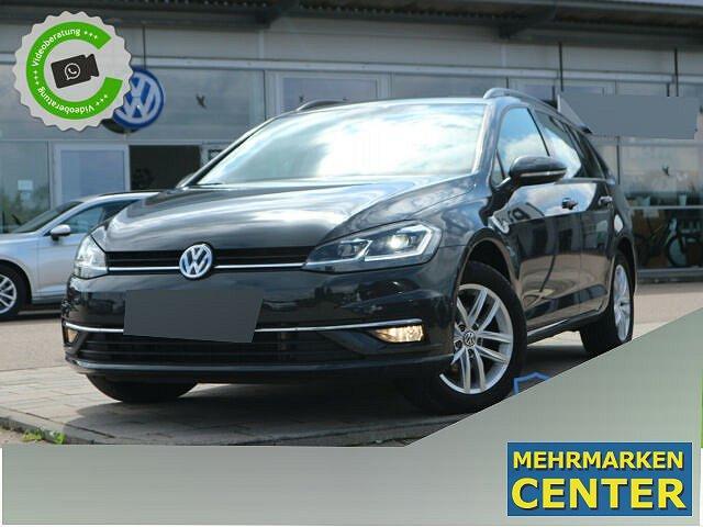 Volkswagen Golf Variant - 2.0 TDI Comfortline NAVI+LED+BLUETO