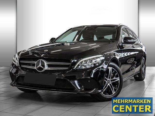 Mercedes-Benz C-Klasse - C 200 d T Avantgarde AHK LED Navi Kamera Spurh.-
